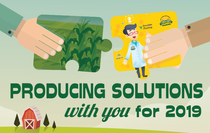 Producing Solutions with You for 2019