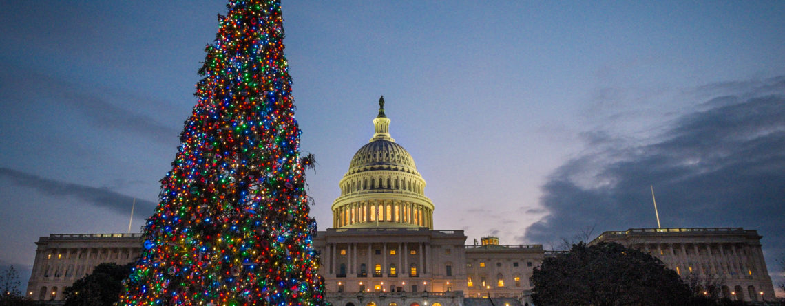 All I Want For Christmas Is a New Farm Bill