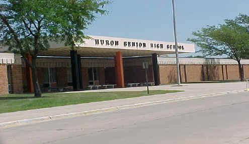Saluting Huron High School's Teacher of the Year!